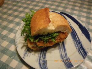 秋刀魚のボガディージョ